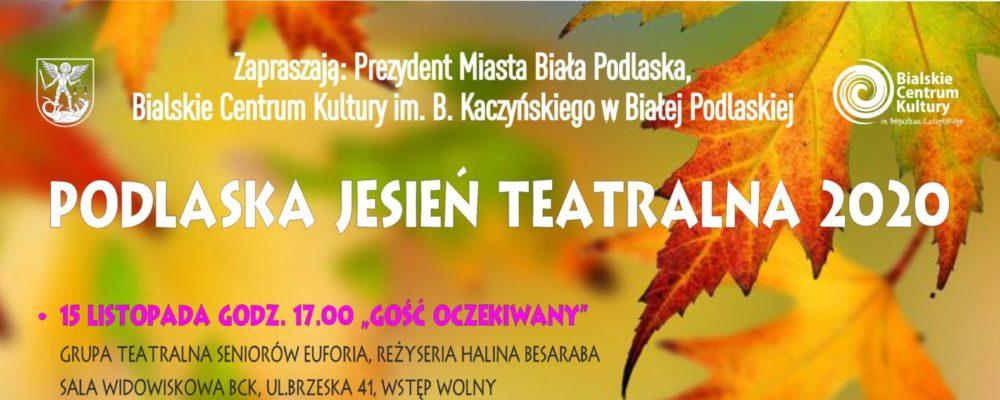 Podlaska Jesień Teatralna