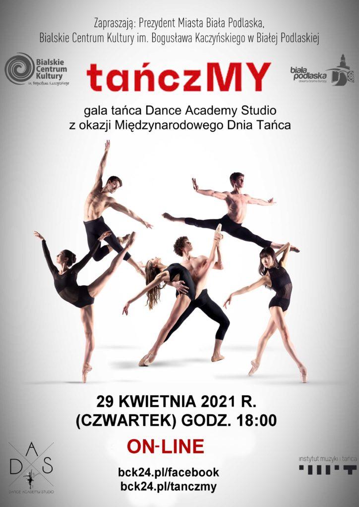 """""""Barwy Tańca"""" – Międzynarodowy Dzień Tańca"""